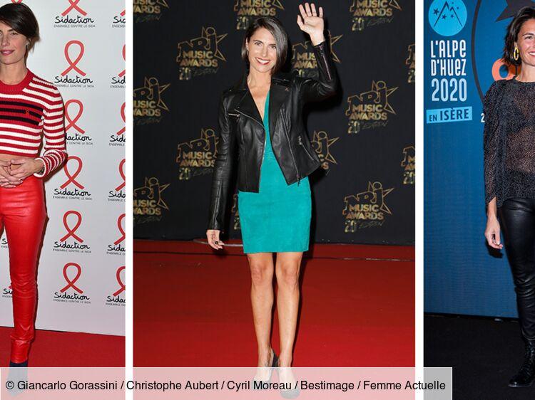 Alessandra Sublet : retour sur les plus beaux looks