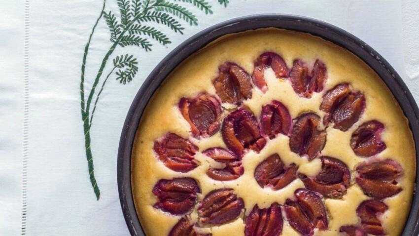 Nos meilleures recettes de gâteaux aux prunes