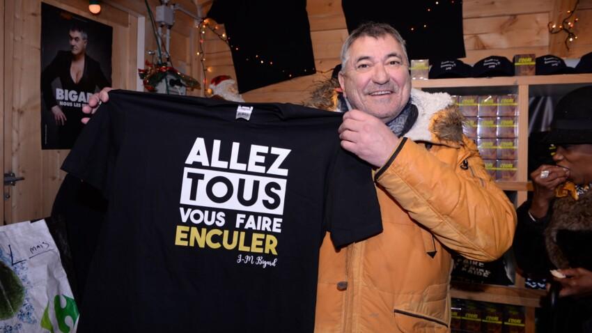 """Jean-Marie Bigard : sa mise au point cinglante sur son t-shirt polémique dans """"Tous en cuisine"""""""