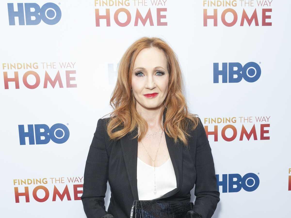 J.K. Rowling : son ex-mari avoue l'avoir giflée : Femme Actuelle Le MAG 2