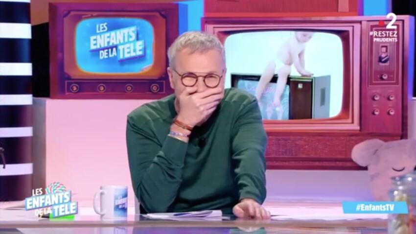 """Laurent Ruquier dévoile des images de Christine Bravo seins nus dans """"Les Enfants de la télé"""""""