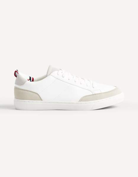 Les baskets sporty-chic