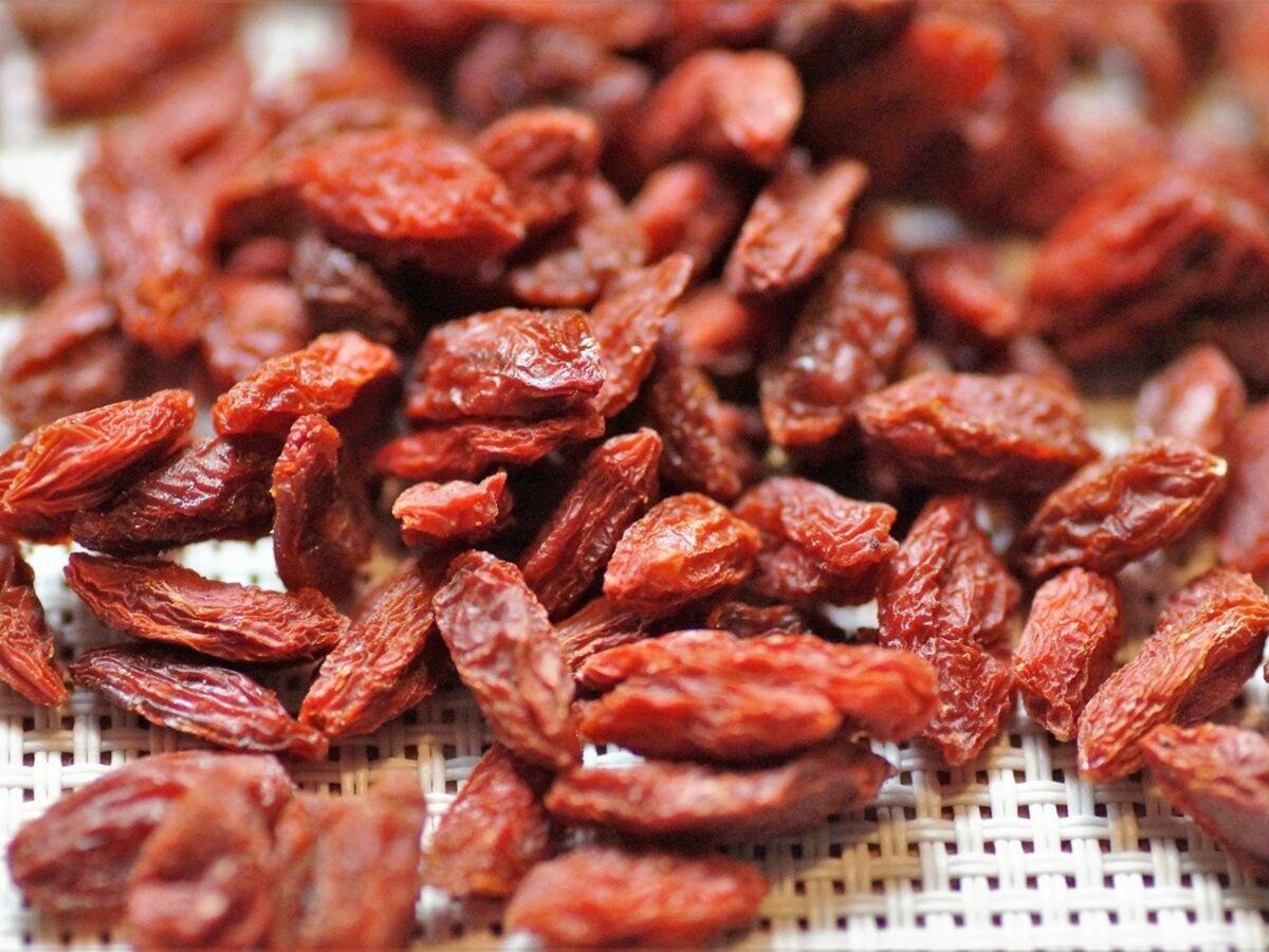 Antioxydantes, bonnes pour la vue : quels sont les bienfaits des baies de goji ? : Femme Actuelle Le MAG 2