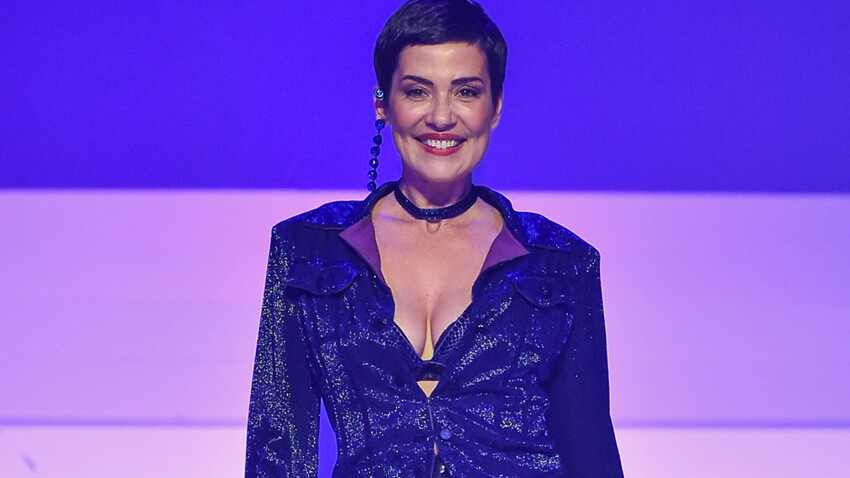 Cristina Cordula originale : elle enchaîne les looks tendance et s'éclate sur Tik Tok !