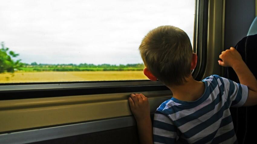 Vacances : les nouvelles règles pour les enfants qui voyagent seuls en train ou en avion