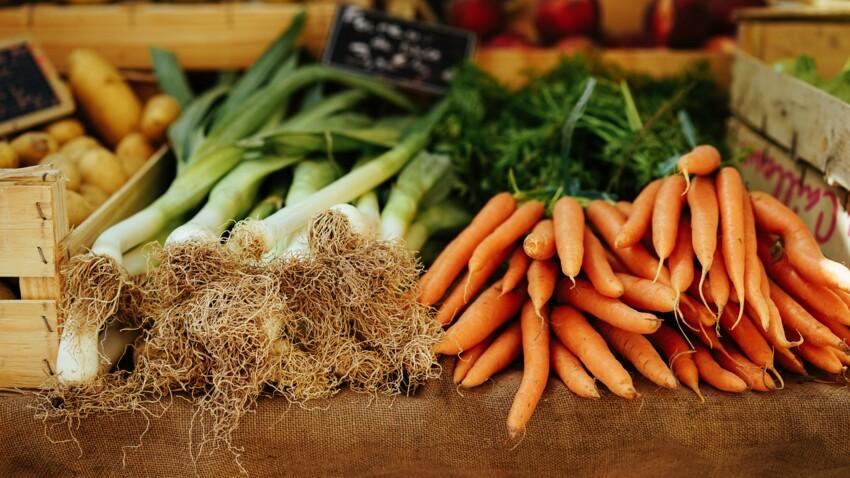 Légumes verts : la liste complète