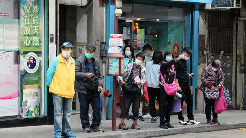 """Covid-19 : forte hausse des cas et situation """"extrêmement grave"""" à Pékin"""