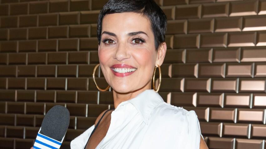 Cristina Cordula : jean large et veste courte originale, son look détonne (vous aimez ?)