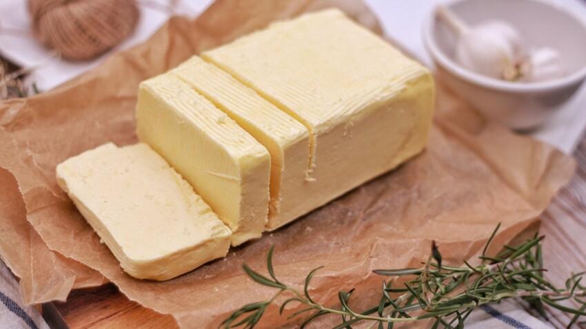Peut-on congeler du beurre ?