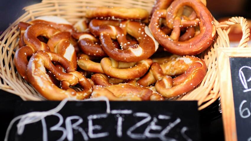 Bretzel, Kouglof, saucisses… Les produits stars de l'Est de la France