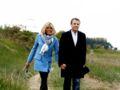 """Emmanuel et Brigitte Macron : pourquoi le couple n'est plus """"tranquille"""" au Touquet"""