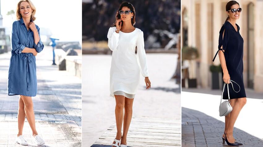 Quelle robe d'été pour être tendance après 50 ans ?