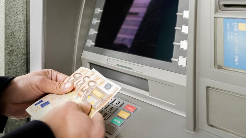 Retirer de l'argent, de plus en plus cher ?