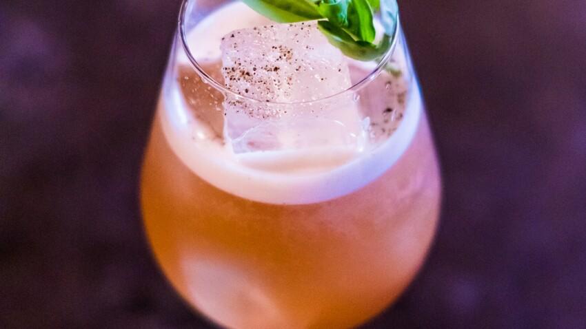 4 recettes faciles et rafraîchissantes de cocktails rosés