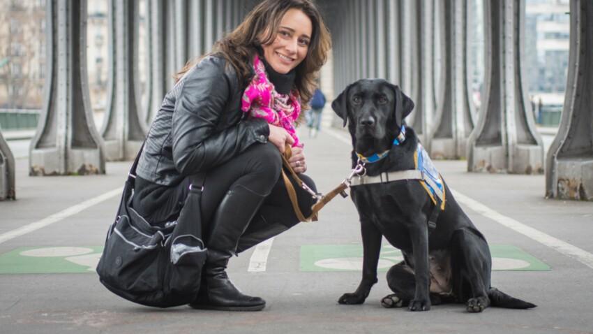 Chiens guides d'aveugles : un soutien quotidien