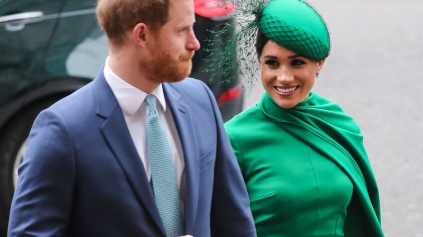 "La reine Elizabeth II ""insulte"" Meghan Markle : le prince Harry ""furieux"""