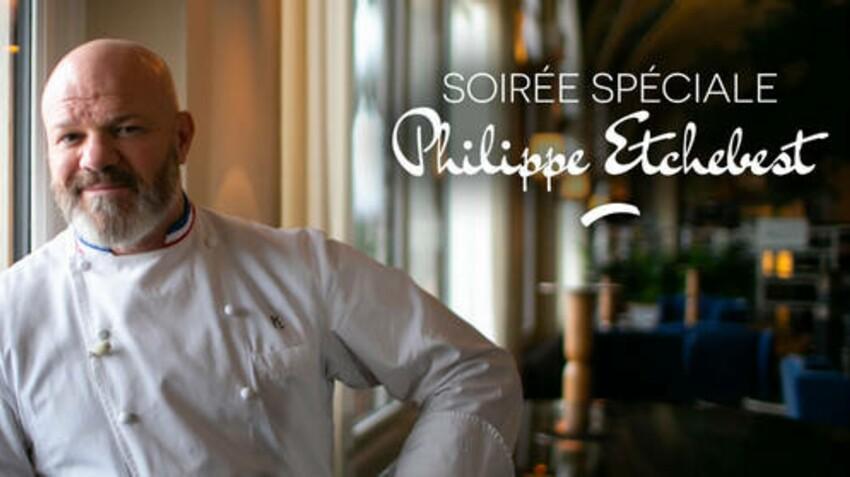 """Philippe Etchebest : les recettes préférées du juré star de """"Top Chef"""""""