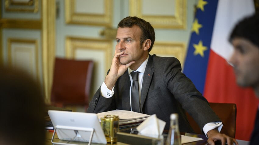 """Emmanuel Macron : sa mise au point très """"sèche"""" en plein conseil des ministres"""
