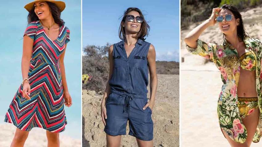 Mode + 50 ans : quelle tenue de plage quand on ne veut pas se mettre en maillot ?