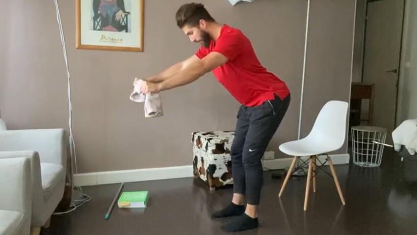 5 exercices à réaliser chez soi, sans matériel de gym (vidéo)