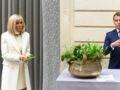 Emmanuel et Brigitte Macron à l'Elysée : ces photos intimes du couple dévoilées