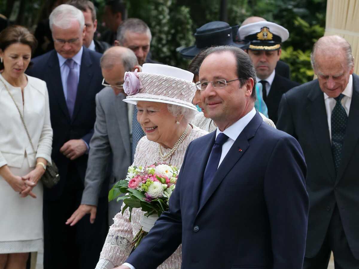 Ce jour où la reine Elizabeth II a été choquée par François Hollande : Femme Actuelle Le MAG 2