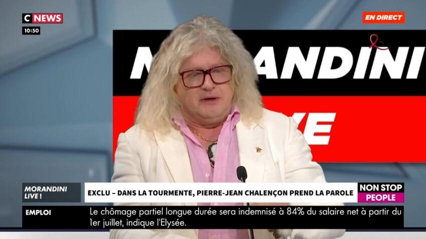 """Les larmes de Pierre-Jean Chalençon après son éviction d'""""Affaire conclue"""""""
