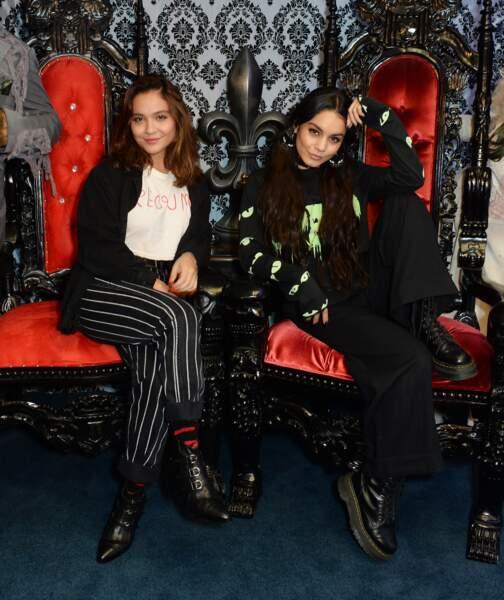 Stella et Vanessa Hudgens