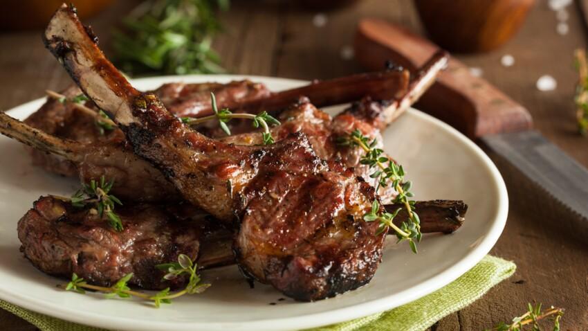 Nos meilleures recettes de côtelettes d'agneau