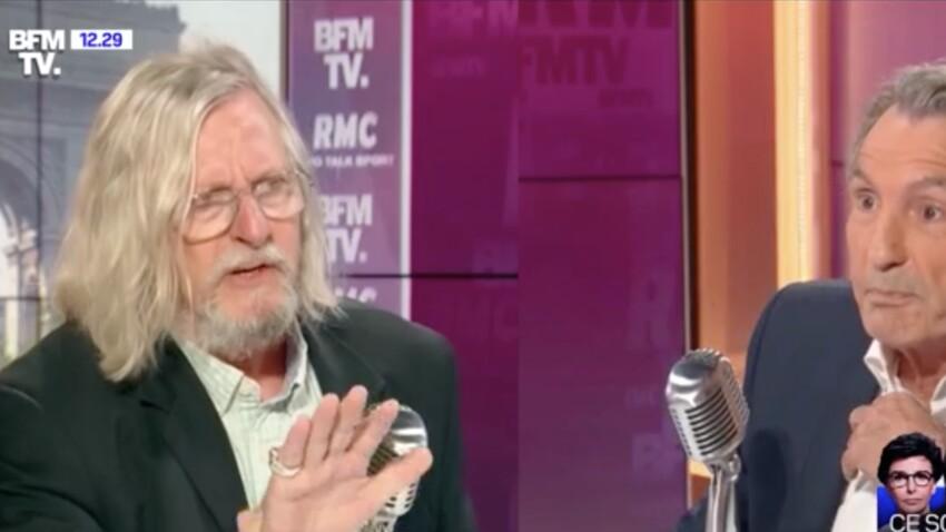 """""""Je m'en fiche de vous"""" : Didier Raoult s'emporte contre Jean-Jacques Bourdin"""
