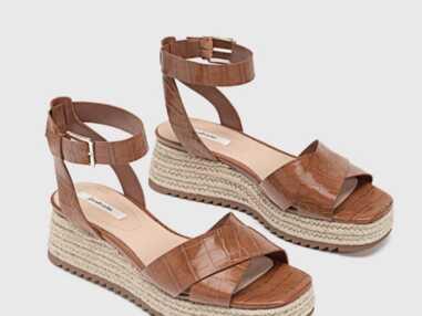 Sandales bout carré : notre sélection tendance