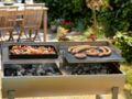 Découvrez cette astuce pour ne plus salir les grilles du barbecue