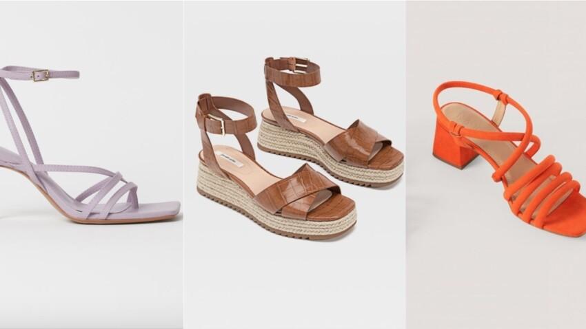 Tendance sandales à bout carré : les plus beaux modèles et nos conseils pour les adopter