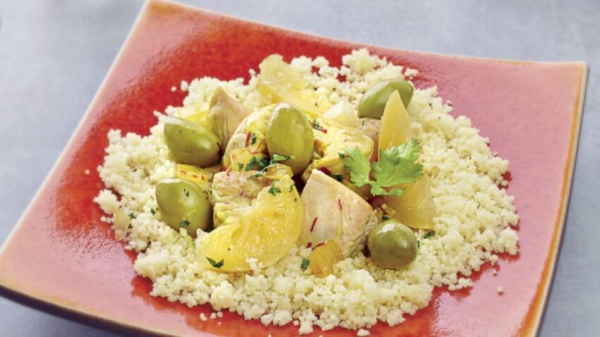 """""""Tous en cuisine"""" : la recette du poulet au citron façon tajine de Cyril Lignac"""