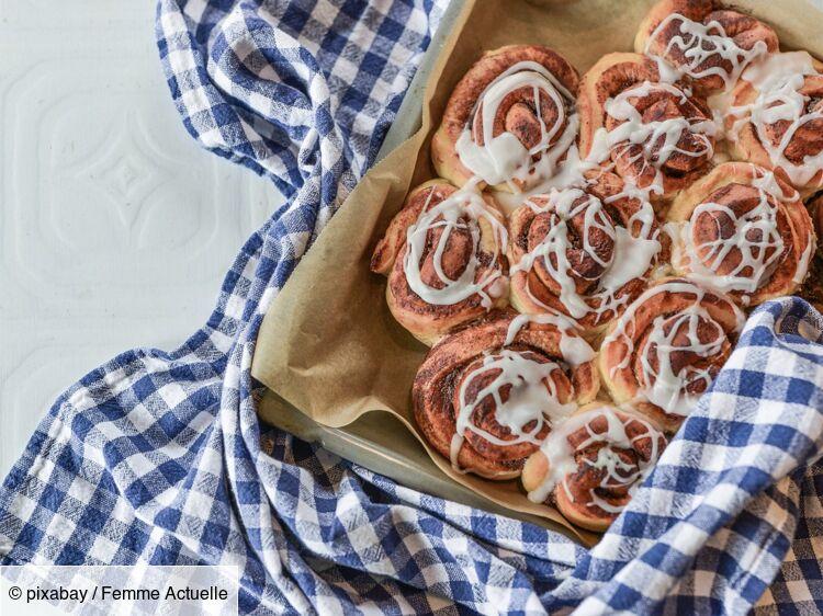 Comment réussir les cinnamon rolls, ces délicieux roulés à la cannelle ?