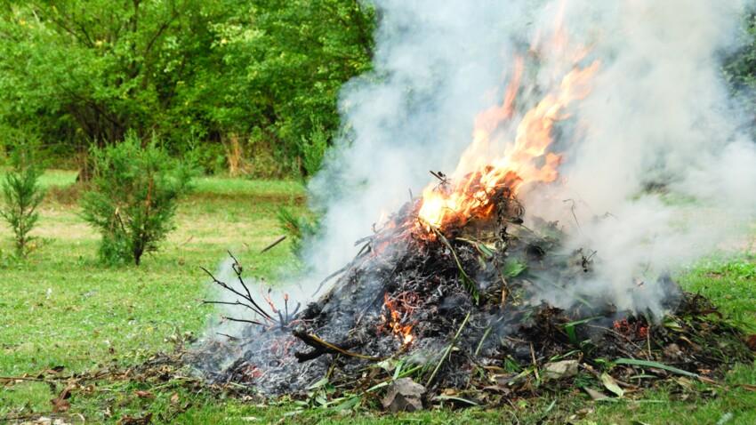 Feuilles, branches… A-t-on encore le droit de brûler ses déchets au jardin ?
