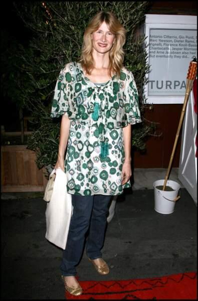 Laura Dern en 2008