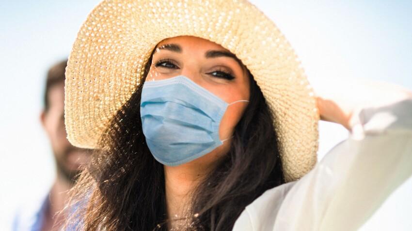 Doit-on appliquer de la crème solaire sous son masque de protection ?