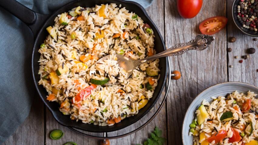 Peut-on congeler du riz cuit ?