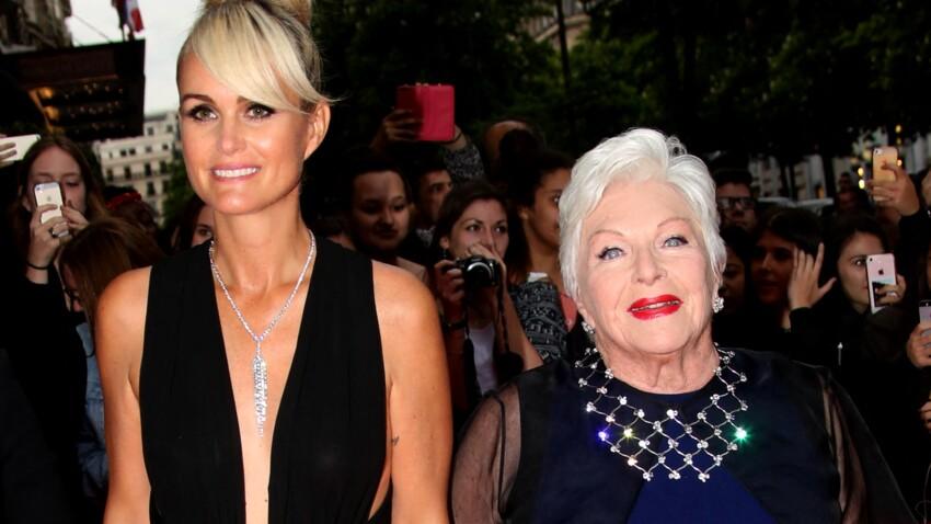 Laeticia Hallyday célèbre avec tendresse Line Renaud pour son 92e anniversaire