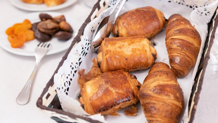 Croissant ou pain au chocolat : à votre avis, quel est le plus calorique ?