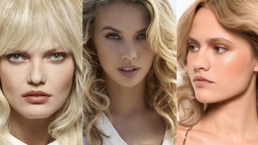 Carré long blond : nos idées de coupes de cheveux à adopter