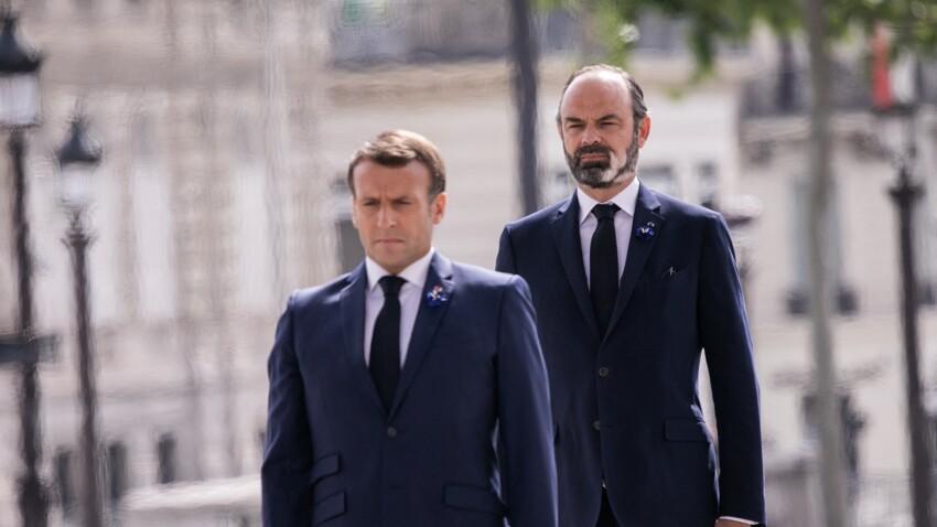 """Emmanuel Macron et Edouard Philippe : leur dernier tête-à-tête """"tendu"""""""