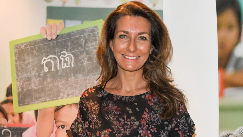 Anne-Claire Coudray : ses rares confidences sur sa fille Amalia