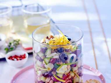 7 recettes de salades d'été fraîches et savoureuses