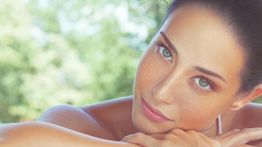 """""""Sun-kissed"""" : connaissez-vous cette nouvelle tendance maquillage d'été validée par Cristina Cordula ?"""