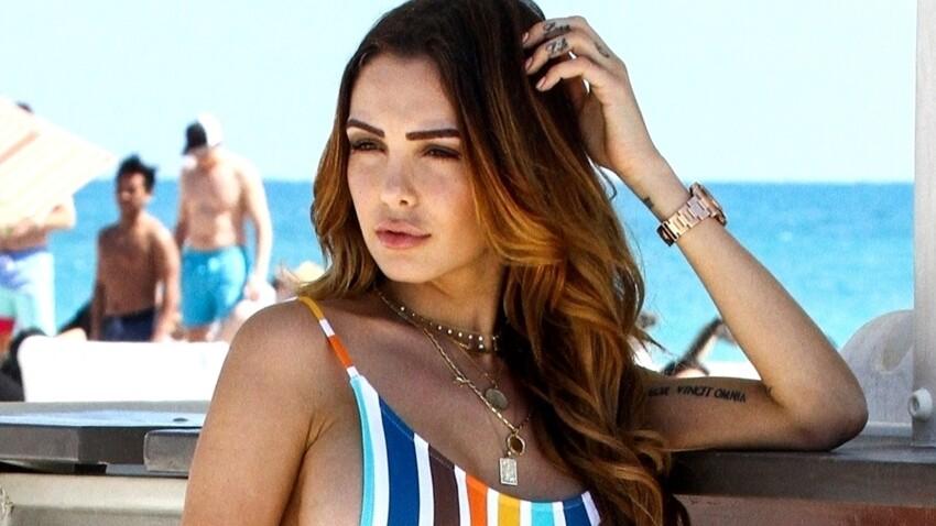 Nabilla toujours plus sexy : elle affiche ses courbes de rêve dans un joli bikini (Oulala !)