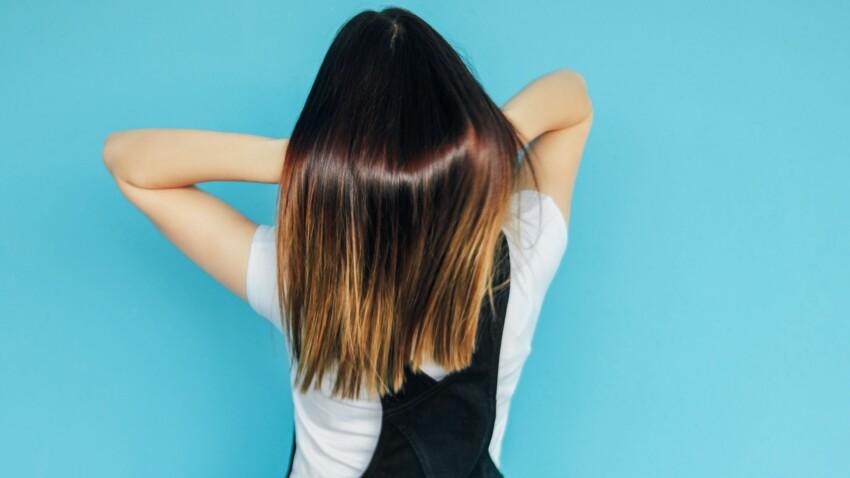 Comment Avoir Les Cheveux Lisses Sans Les Abîmer Femme Actuelle Le Mag