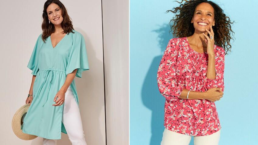Mode + 50 ans : comment porter la tunique selon sa morphologie ?