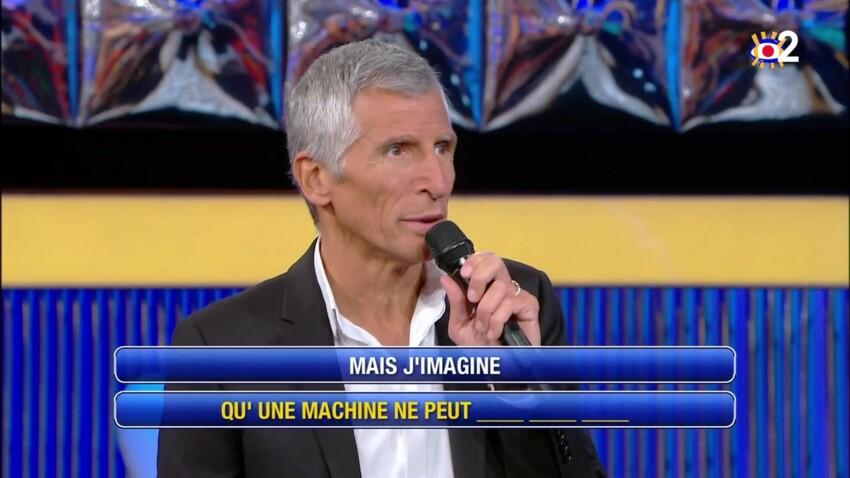 """Nagui : son étonnant conseil drague dévoilé dans """"N'oubliez pas les paroles"""""""